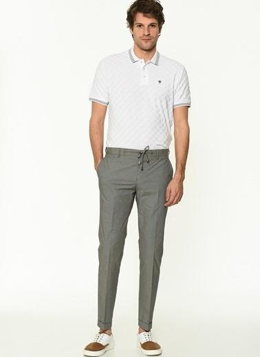 George Hogg Erkek 7004921 Kaz Ayağı Pantolon Siyah
